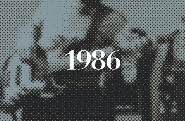 Jaco Pastorius Discography 1986