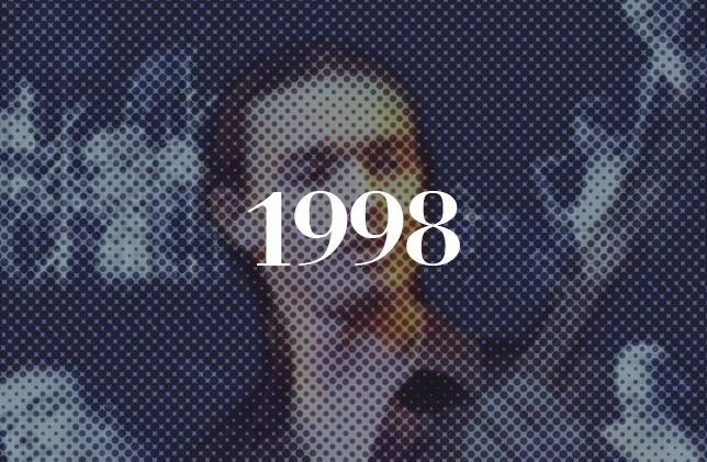 Jaco Pastorius Discography 1998