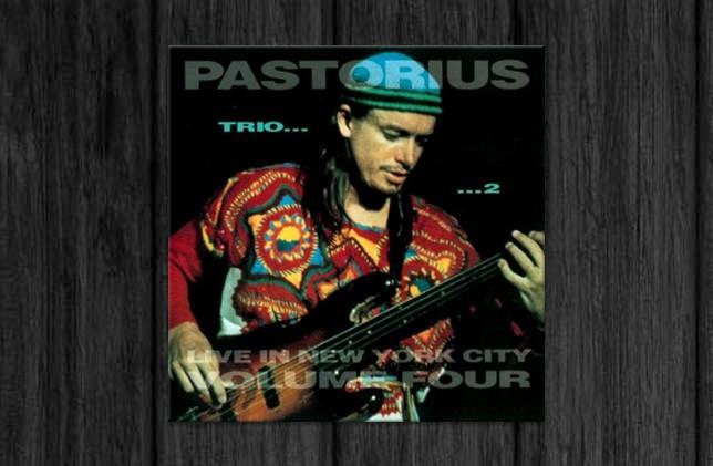 Live in New York City, Vol.4: Trio 2