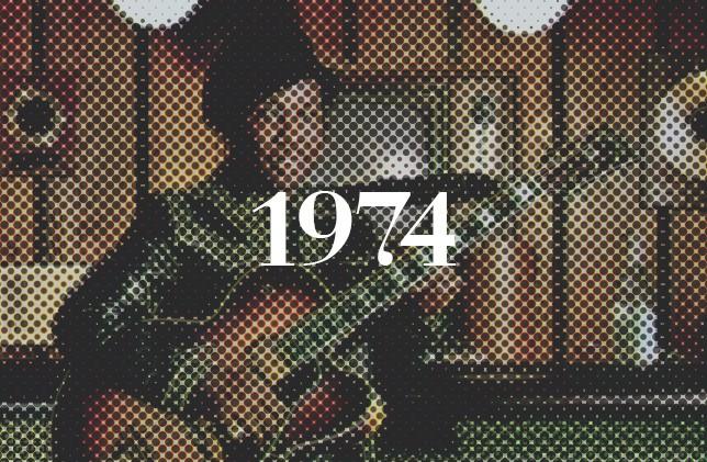 Jaco Pastorius Discography 1974