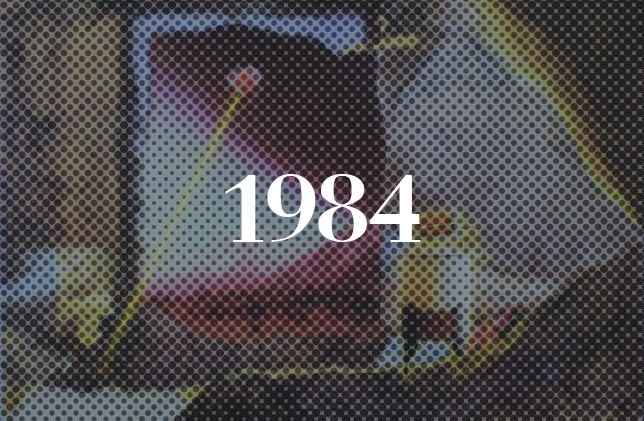 Jaco Pastorius Discography 1984