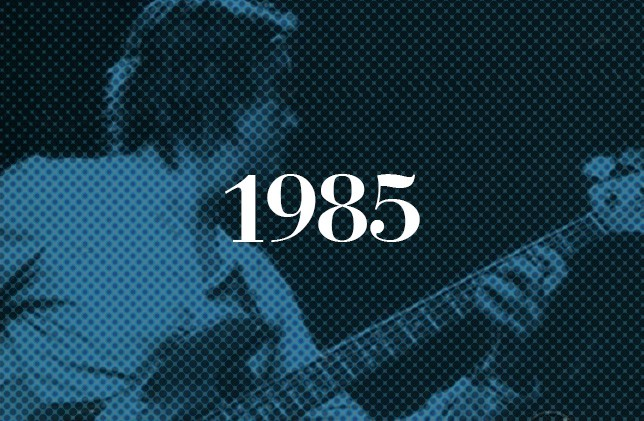 Jaco Pastorius Discography 1985