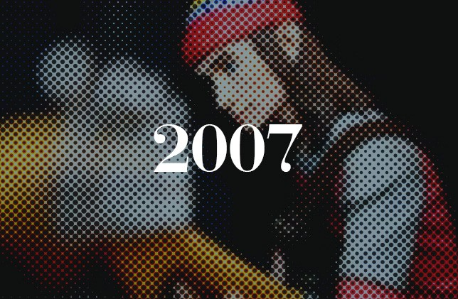 Jaco Pastorius Discography 2007