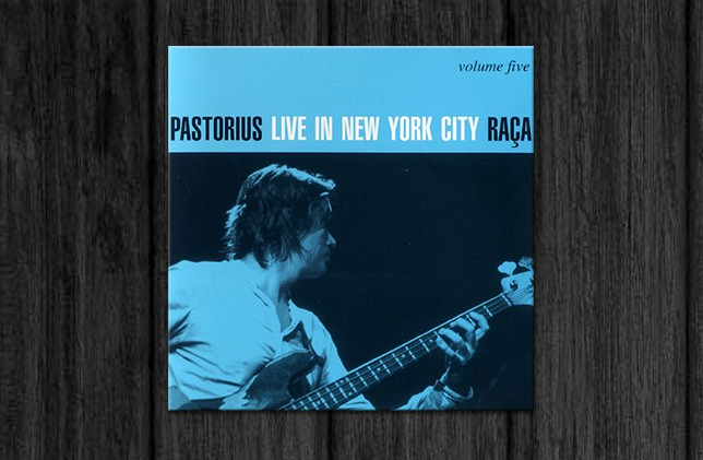 Live in New York City, Vol.5: Raca