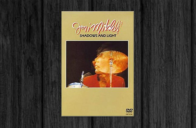 Joni Mitchell / Shadows and Light (DVD)