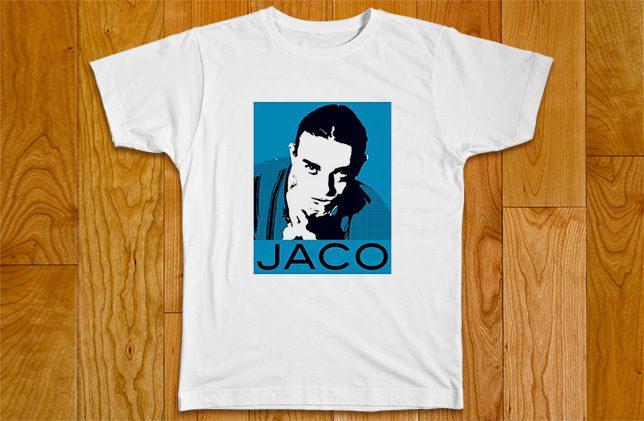 JACO PASTORIUS POP ART T-SHIRT