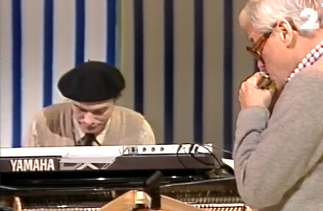 """Jaco Pastorius Band - """"So What?"""" TV show Belgium (1985)"""