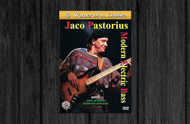 アマゾン Jaco Pastorius / Modern Electric Bass