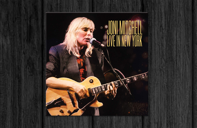 Joni Mtchell / Live in New York